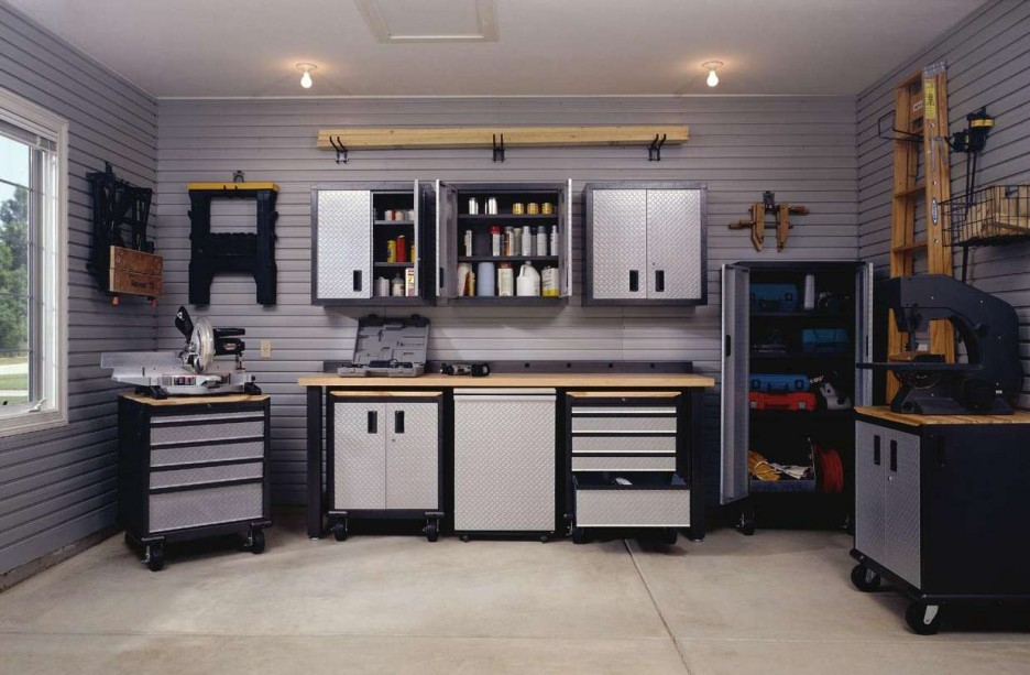 25 Garage Design Ideas For Your Home on Garage Decorating Ideas  id=40652