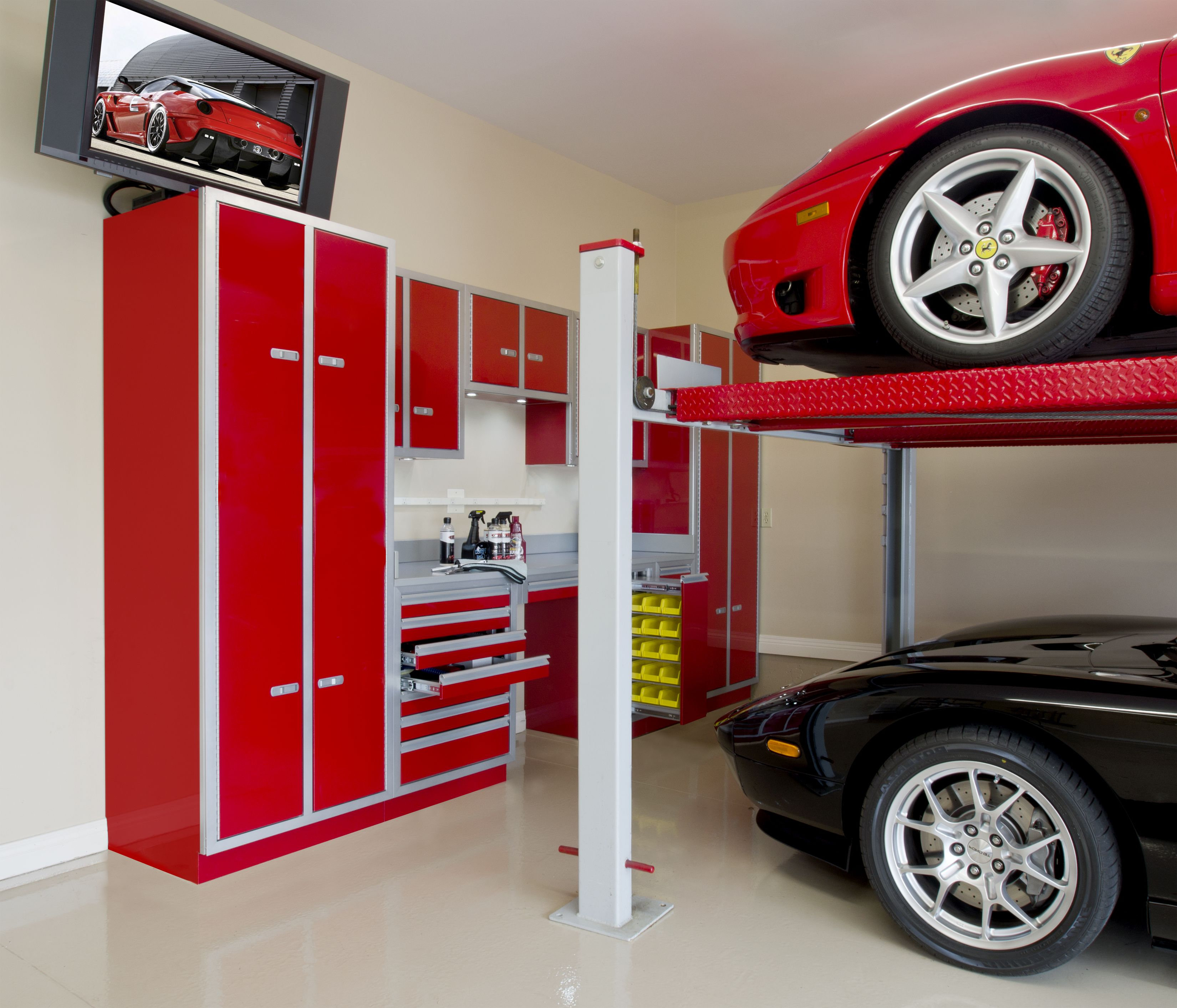 25 Garage Design Ideas For Your Home on Garage Decorating Ideas  id=14015