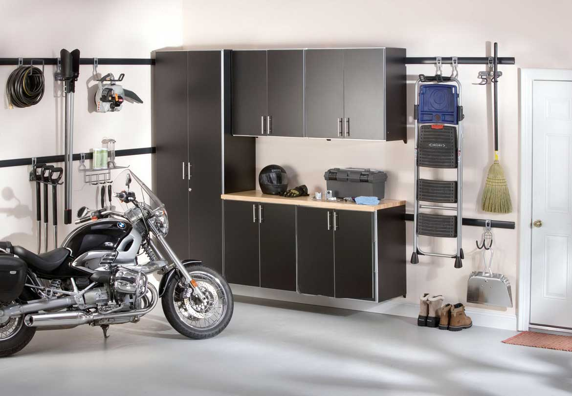 25 Garage Design Ideas For Your Home on Garage Decorating Ideas  id=90395