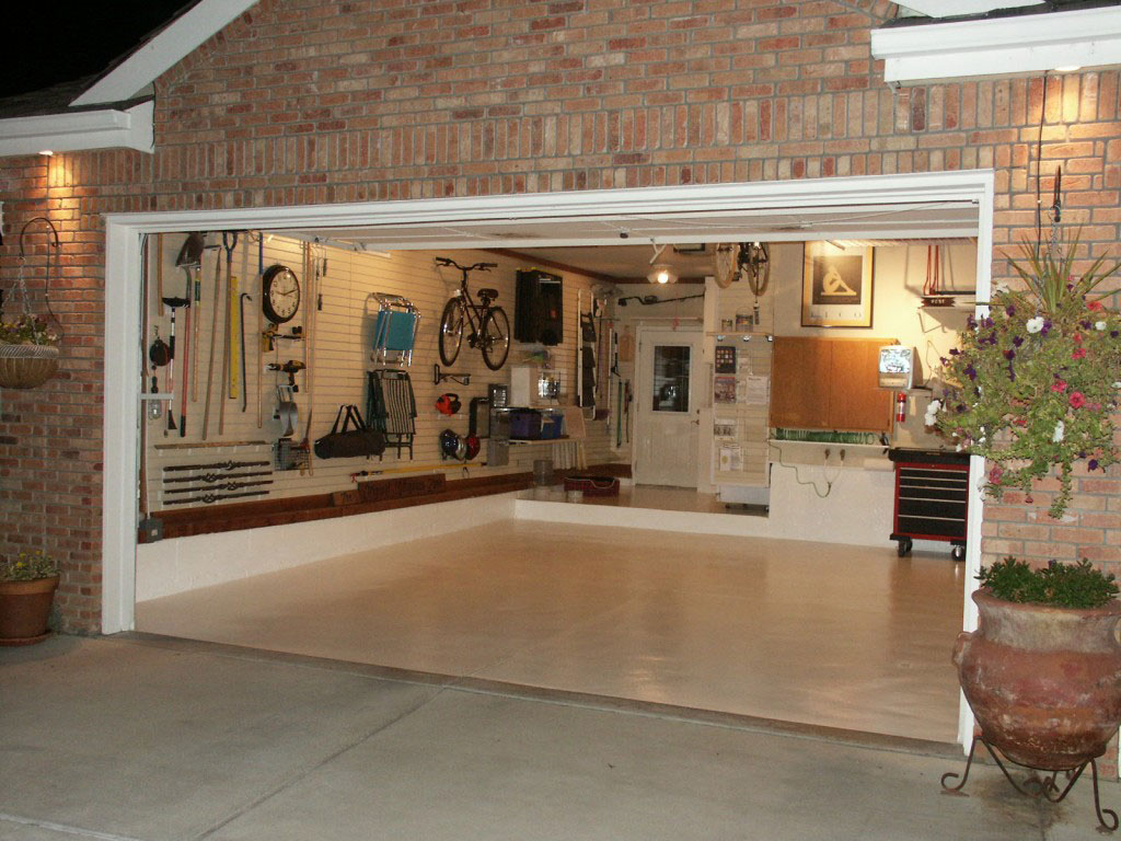 25 Garage Design Ideas For Your Home on Garage Decorating Ideas  id=23007