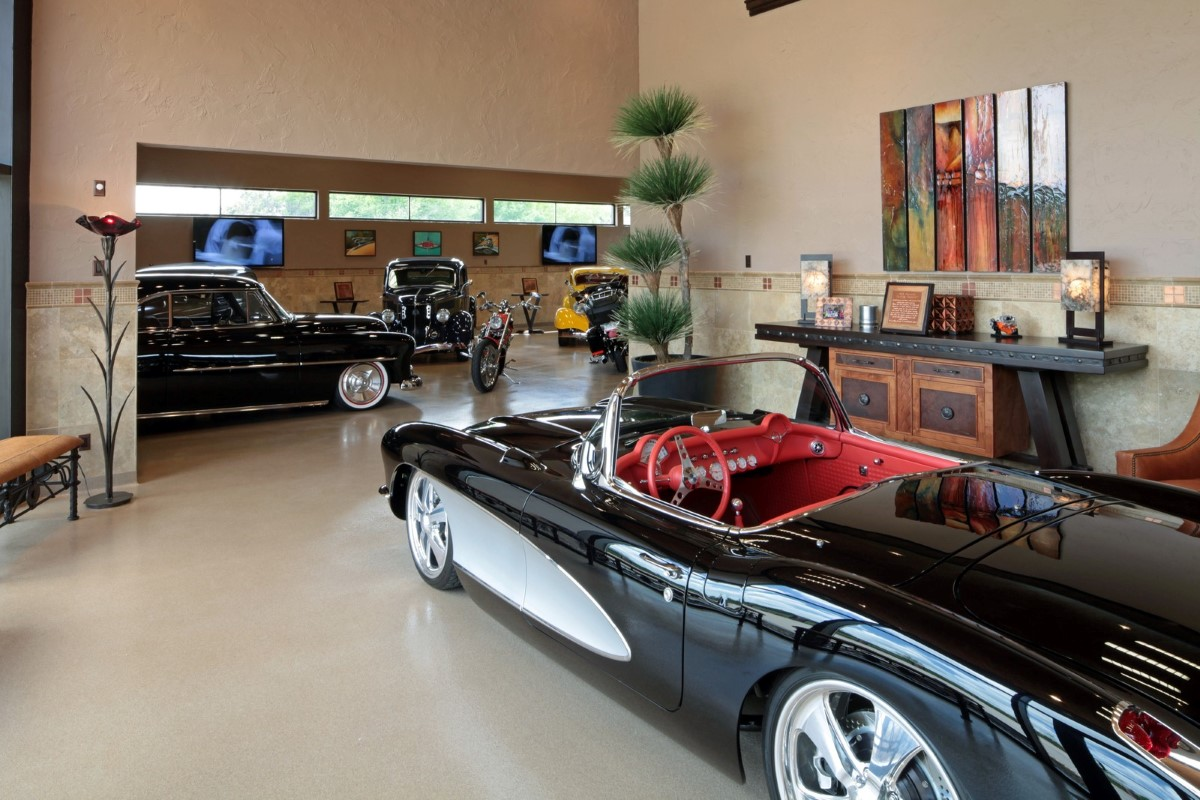 25 Garage Design Ideas For Your Home on Garage Decorating Ideas  id=46230