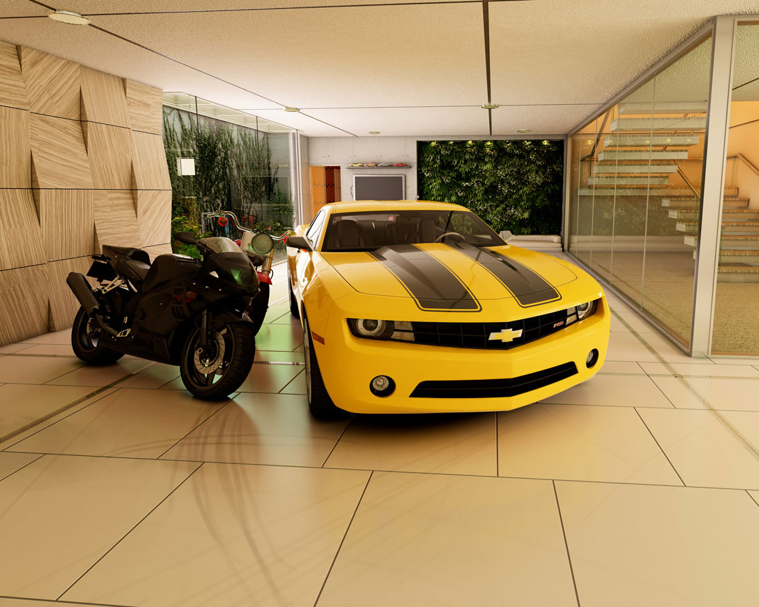 25 Garage Design Ideas For Your Home on Garage Decorating Ideas  id=15508