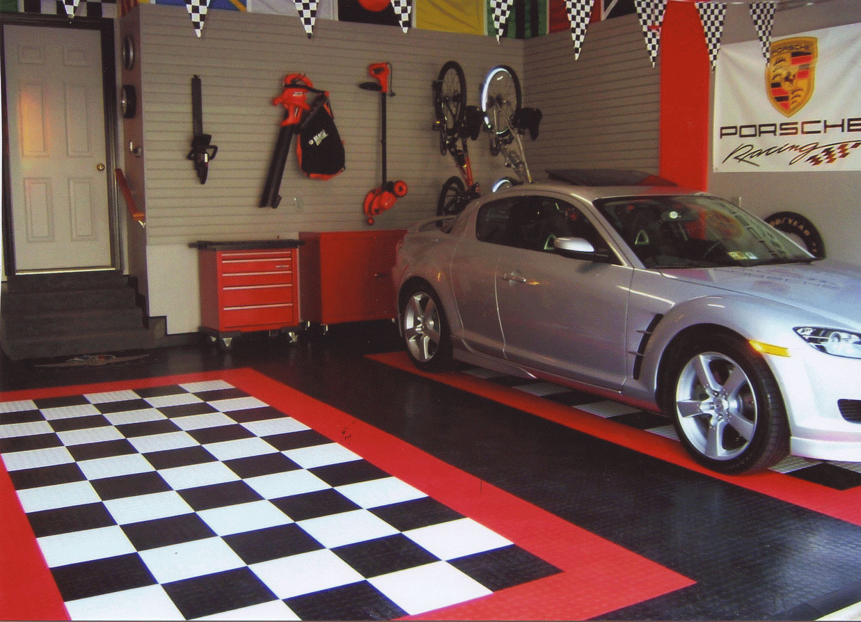 25 Garage Design Ideas For Your Home on Garage Decorating Ideas  id=66266