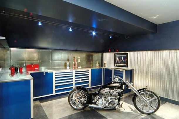 25 Garage Design Ideas For Your Home on Garage Decorating Ideas  id=48539