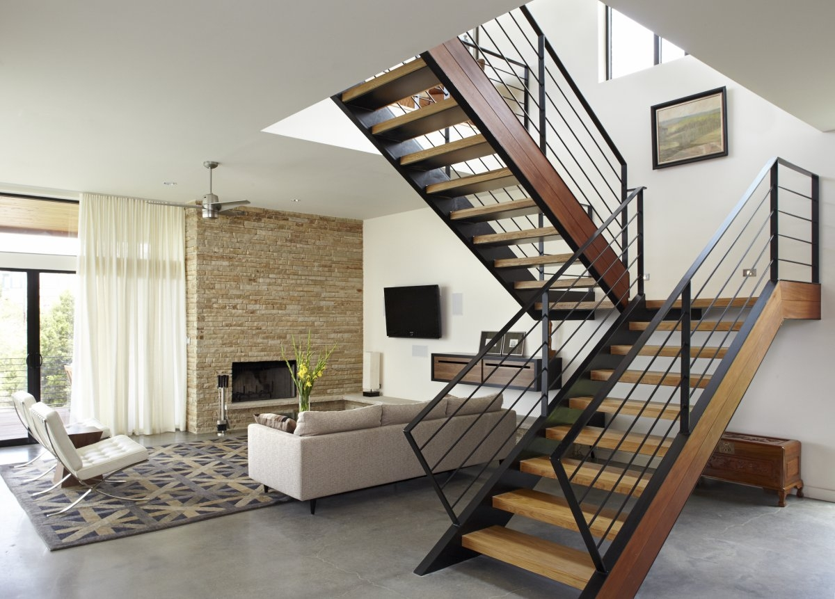 25 Stair Design Ideas For Your Home | Stairs In Home Design | Wall | Luxury | Creative | Home Out | Ultra Modern