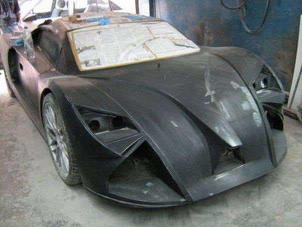 DIY Racing Supercar5