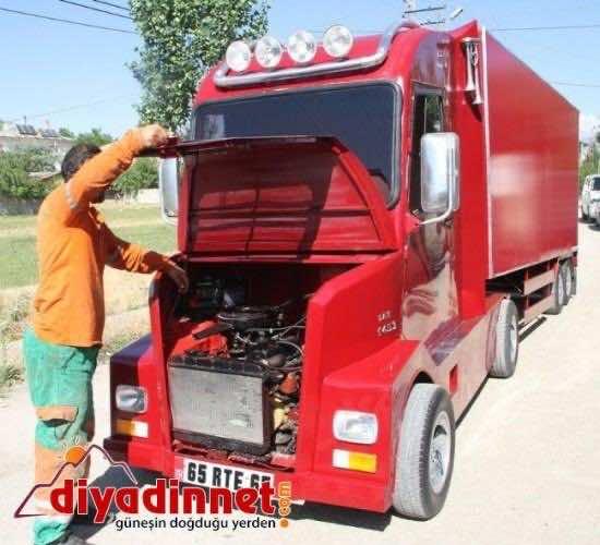 IMES - The DIY Truck