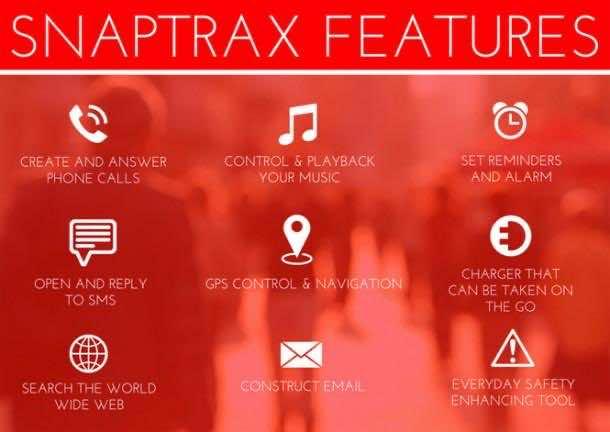 The Snaptrax Cap2