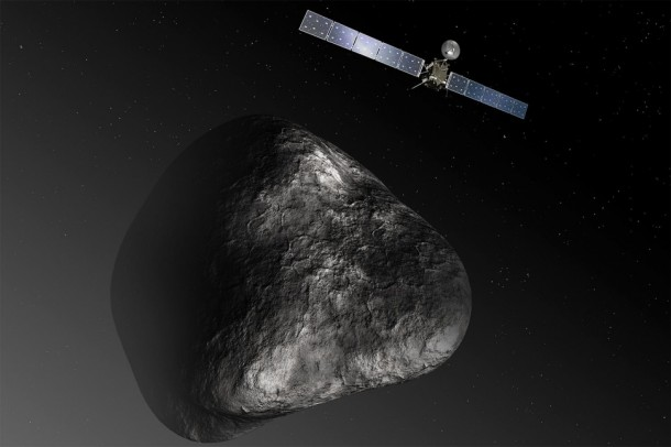 First Successful Landing on Comet2