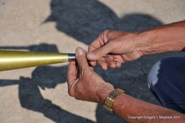 Homemade Rocket Reaches a Height of 121,000 ft21