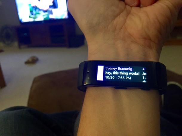 Microsoft Band – Better Late Than Never3