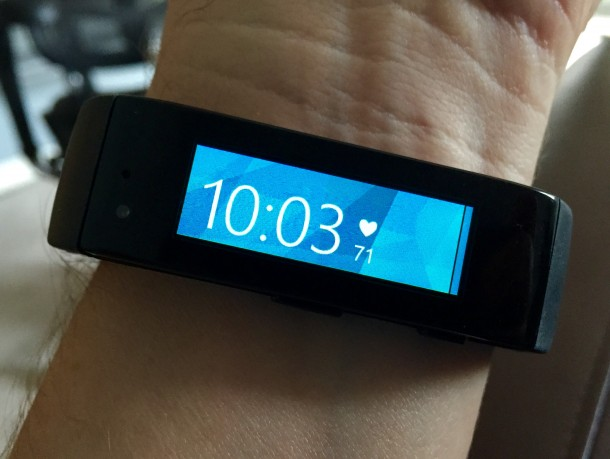 Microsoft Band – Better Late Than Never4