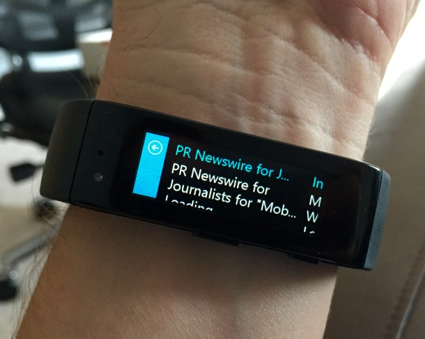 Microsoft Band – Better Late Than Never6