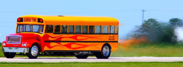 School-Time – The Jet Powered School Bus6