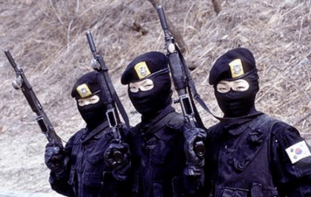 South Korea's 707th Special Mission Battalion