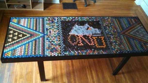 Bottle Caps Put to a Wonderful Use – You won't Believe What this Guy did!7