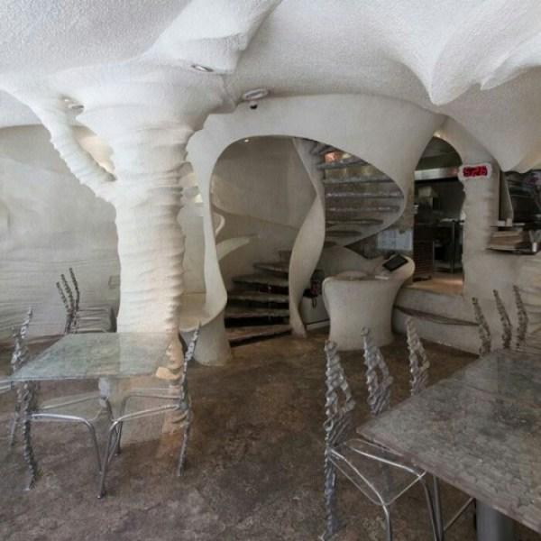 Salt Restaurant – Naturally Filtering Polluted Urban Air 2