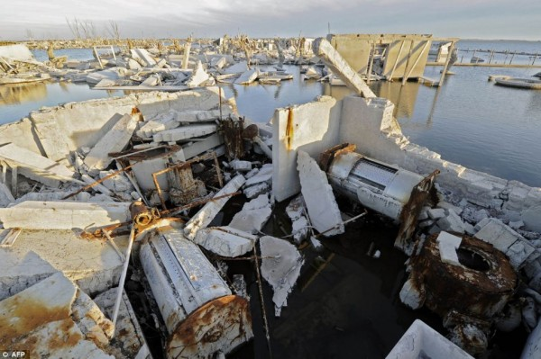 Villa Epecuen is The Town That Drowned5