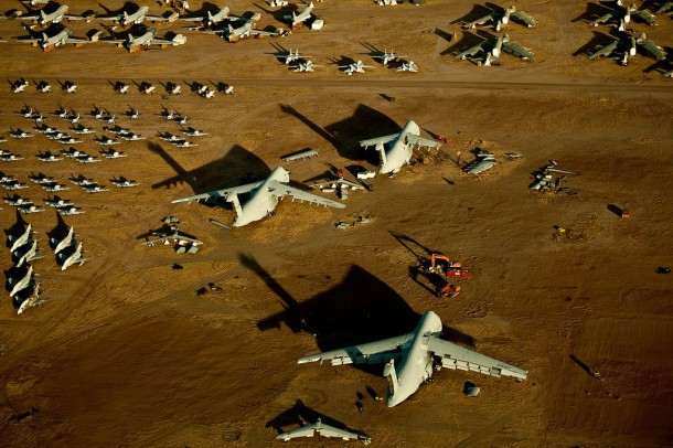 Boneyard of airplanes7