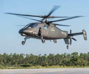 Sikorsky S-97 Raider Goes On Maiden Flight