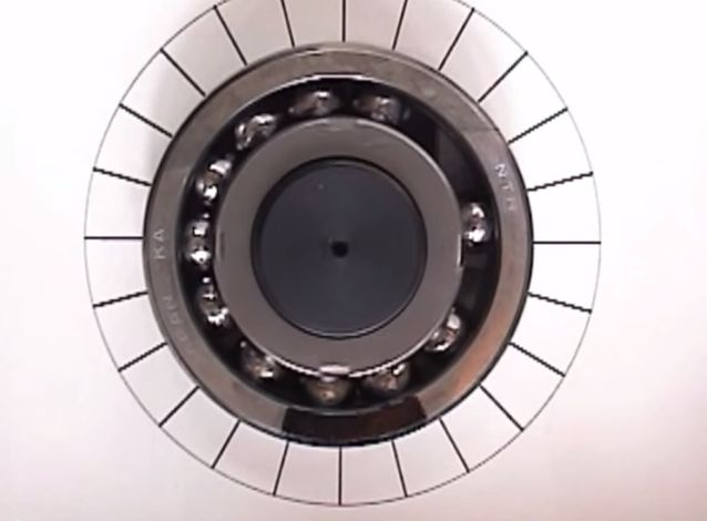 greaseless ball bearing 2