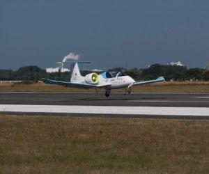 Airbus electric plane