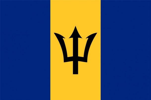 Barbados flag  (5)