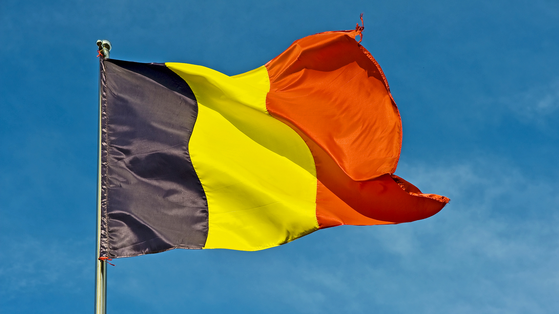 Also, the vertical design based on the france' flag. Flag Of Belgium - The Symbol Of Independence. Pictures ...