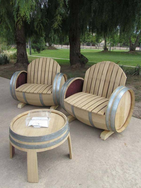 26 Amazing Outdoor Seating Ideas 21