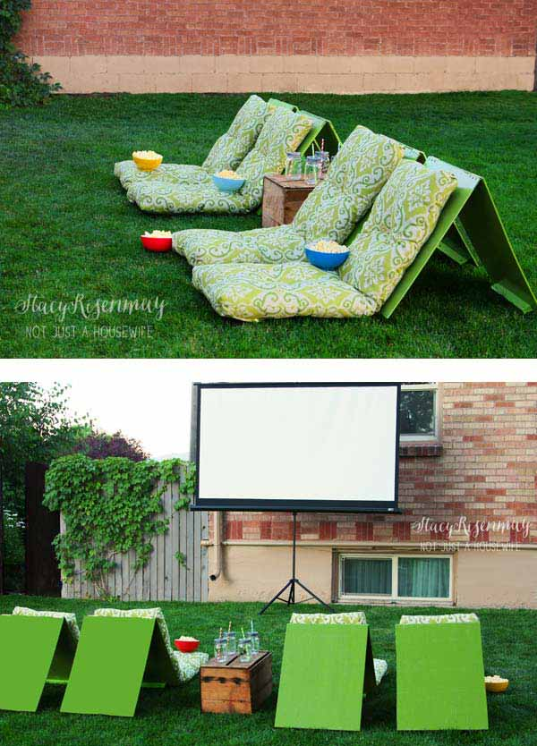 26 Amazing Outdoor Seating Ideas 6