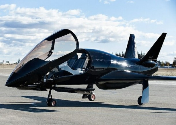 Cobalt's Personal Jet For The Not So Rich