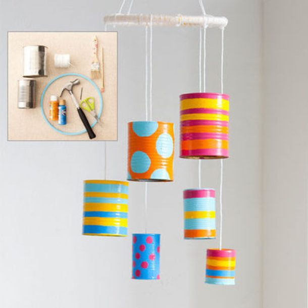 Here Are 18 Amazing Tin Crafts You Can Make 2