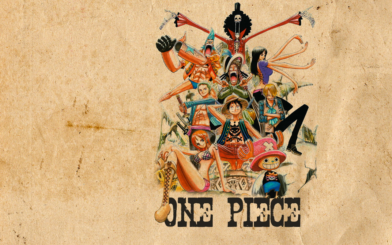 Give your home a bold look this year! 76 HD One Piece Wallpaper Backgrounds For Download
