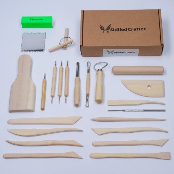10 Best Clay Sculpting Tool Kits (8)