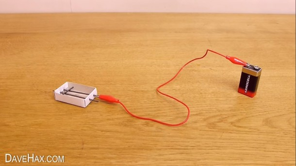 DIY Microphone By Using A Matchbox 5