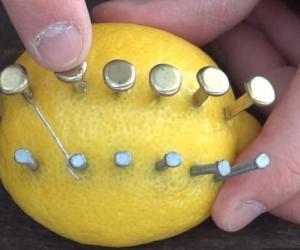 start lemon fire