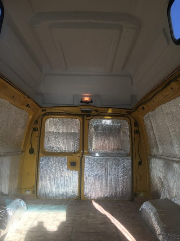 This Stylish And Comfy Camping Mobile Was Once A Rusty, Old Cargo Van_Image 13