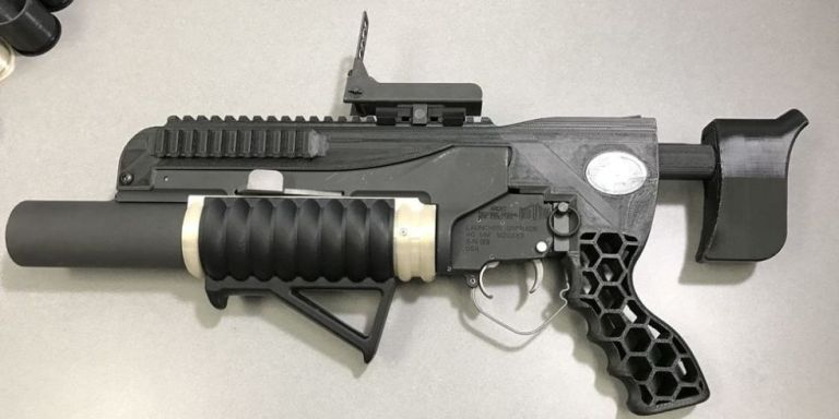 US Army 3D printed grenade launcher (4)