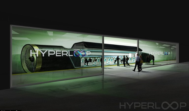 Here Is How A Hyperloop Network Will Change The World