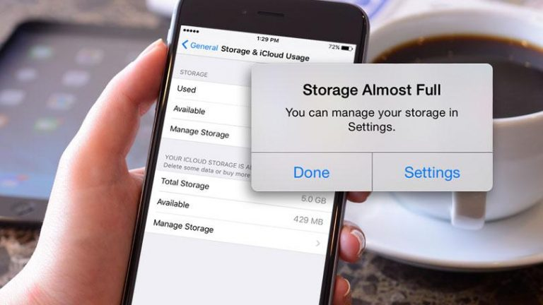 This Weird Hack Can Give You Gigabytes Of Free Space On Your iPhone