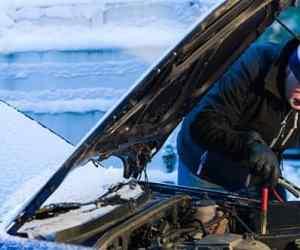 Prepare car for harsh winters