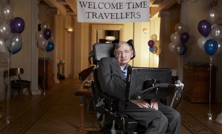 Stephen Hawking's Last Theory About The Origin Of The Universe Gets Published