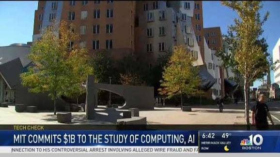MIT Announces $1 Billion Plan To Establish New College For AI