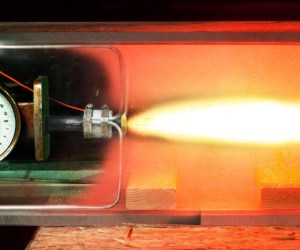 rocket challenged newton third law of motion in vacuum