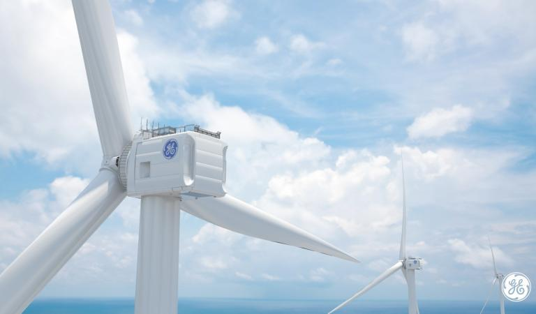 General Electric Is Building The World's Largest Wind Turbine That Will Power 15000 Homes