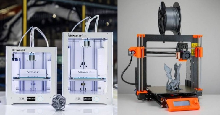 Our Pick Of The Top Five 3D Printers To 3D Print In 2019!