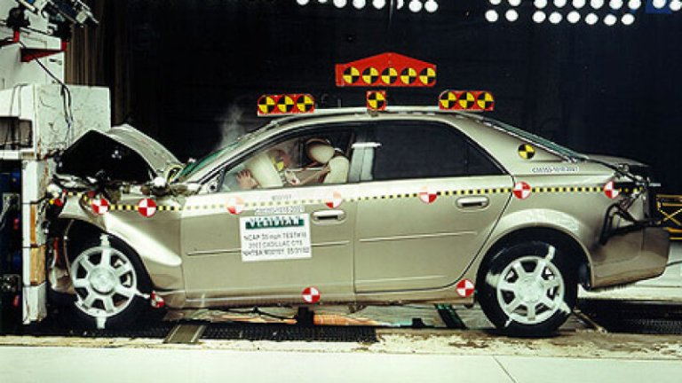 Find Out What A 5-Star Crash Car Rating Actually Means
