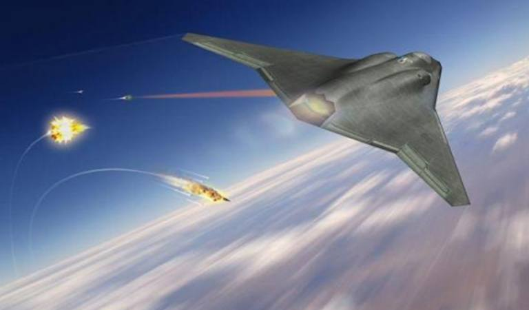 US Air Force Just Shot Down Multiple Missiles Using A Laser