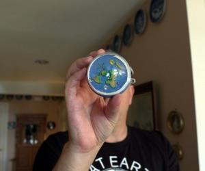 Flat Earthers Spent $20,000 Only To Prove Earth Isn't Flat!