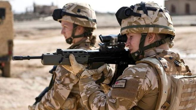 Smartphone-Based Tech Enables Soldiers To Determine Enemy Position